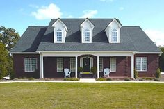 House Plan 56-152 1992 sq ft with interesting floor plan