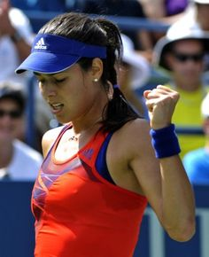 Ana Ivanovic d Tatishvili 6-2 6-0 in the first round of US Open 13.