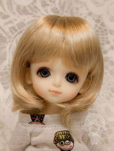 Kawaii Doll, Doll Shop, Strawberry Blonde, Cute Dolls, Blythe Dolls, Community, Babies, Disney Princess, Mini