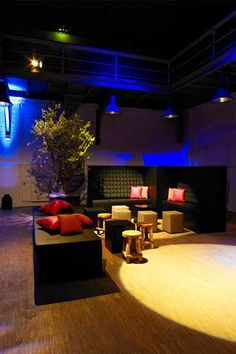 De Stokerij - winter lounge