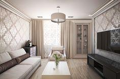 Master Living Room (ivory pattern)