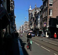 Weer stroom | Oog op Amsterdam