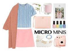 """""""    """" by green-wild ❤ liked on Polyvore featuring Emilio Pucci, T By Alexander Wang, Zara, Furla, Devoted, BP., Pantone, OKA and microminis"""