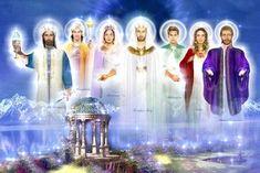 Sobre Amparadores, Guias Espirituais, Anjos da Guarda, Mestres, etc. : PROJEÇÃO ASTRAL