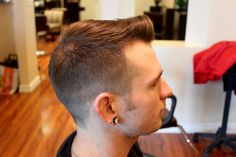 Side View  By: Kelly Jo, Life on the Cutting Edge Model: Matt Miller