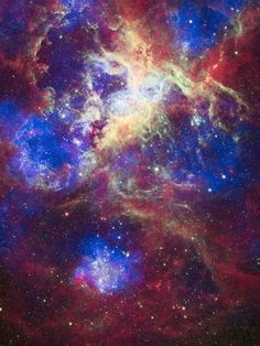 #Nebula #MolecularGas #Spacedust