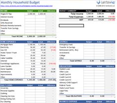 checkbook excel template