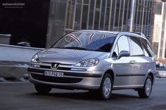Peugeot 807 2002-2014 Front Wheel Bearing Kit