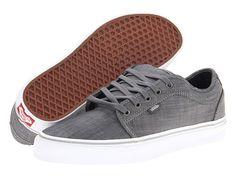 Men's Vans Chukka Low Grey
