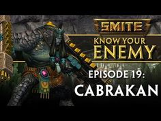 SMITE Know Your Enemy #19 - Cabrakan - http://freetoplaymmorpgs.com/smite/smite-know-your-enemy-19-cabrakan