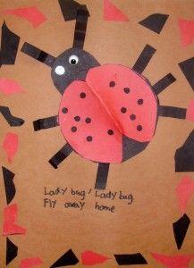 Ladybug, Ladybug child craft
