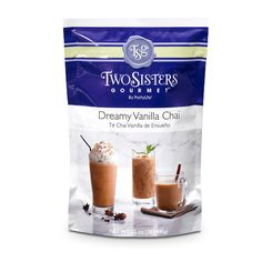 Dreamy Vanilla Chai $10--Vanilla and nutmeg blend turns milk or water into a delicious specialty beverage. Serve hot, iced or blended. So good, you'll think it's from a gourmet coffee shop! 10 oz