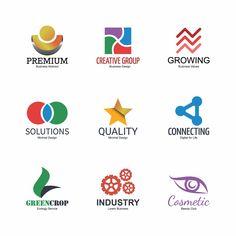 9 Abstract logo design Premium Abstract Logo, Free Logo, Minimal Design, Business Design, Logo Design, Branding, Logos, Creative, Minimalist Design