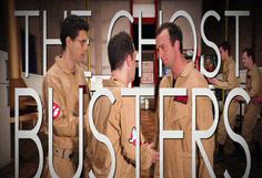 The Ghostbusters vs. The Myths Busters in (Epic Rap Battles of History)