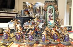More Lions of Sigmar