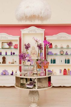 Pastel Purple Salon Interior Theme_8