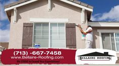 #Trust the Team at #Bellaire Roofing Company to get the Job Done
