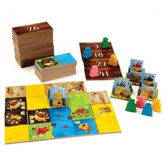 KINGDOMINO: Amazon.fr - CLAUDE