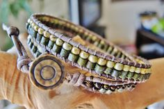MENS/Unisex RAINFOREST TRANSITIONS Double by BraceletsofBlueRidge, $56.00