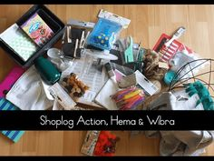 Mega Shoplog Action, Hema & Wibra |