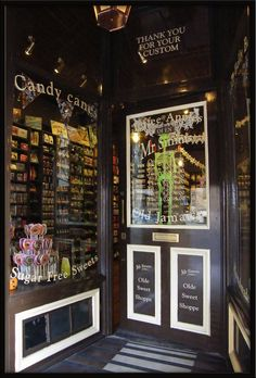 Mr Simms' Olde Sweet Shoppe, Oxford   Flickr - Photo Sharing!