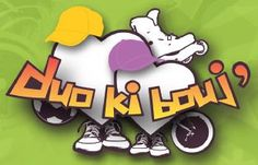 Logo Duokibouj' 2008 Logo, Logos, Environmental Print