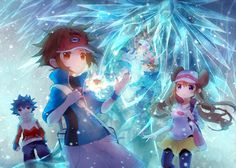 """""""It was two years ago. For the sake of Pokémon... For my ideal world... I put my beliefs on the line and battle a certain Trainer! And I lost... But at the same time, I learned something important. To make a the world better,you must accept different ideas.""""'"""