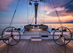 https://www.instagram.com/p/Batj_eQFGrS/ How do you like it?  #boat #boating #ship #mast #captain  #sail #sailing #sailor #freedom  #yacht #yachtlife #yachting #yachts #boats #sailors  #sea #ocean #float #floating  #swanmaxiyachts #swan95 #superyacht #sunsetonboard #topyacht #theplacetobe #architectureatsea #design #germánfrers #carbonfiber #craftmanship Latest MAXI launched by Nautors Swan @waterline_media