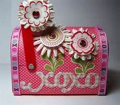 Image Detail for - Busy with the Cricky: Gypsy Spot Mini Mailbox Challenge