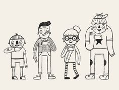 Vyclone - Kristyna Baczynski | Illustration, Comics & Design