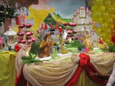 Beauty & the Beast Party :) i want to have this party!!!