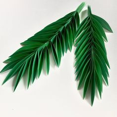 A personal favourite from my Etsy shop https://www.etsy.com/uk/listing/529497426/paper-leaves-green-leaves-leaves-cut