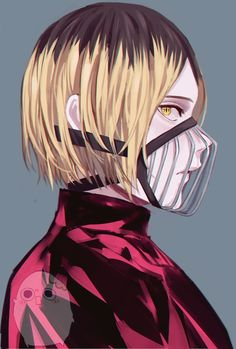 Anime Guy [Haikyuu!! (Kenma Kozume)]