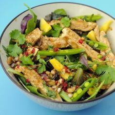 Thai Turkey salad