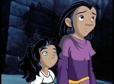 Clopin and Esmeralda as Kids by iheartcartoons on DeviantArt Disney Au, Disney And More, Disney Love, Disney Magic, Disney Parks, Best Disney Movies, Disney Films, Disney And Dreamworks, Disney Pixar