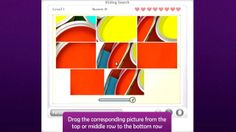 Do you like slide puzzles? Then you have to play this game! Brain Training Games, Brain Games, Some Games, Games To Play, Puzzles, Pictures, Photos, Mind Games, Puzzle