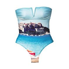 Swim 2015 is full of shapes and styles for all sizes. Trends ranged from florals to athletic to the exotic.