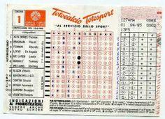 schedina totosport del 1985