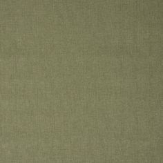 Khaki green plain cotton fabric suitable for curtains and upholstery Linwood Fabrics, Air Force Blue, Cerulean, Green Fabric, Khaki Green, Fabric Wallpaper, Green Cotton, Hemp, Ss