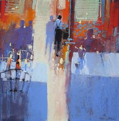 Sunday Brunch Tony Allain