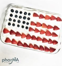 Fourth of July Cake,