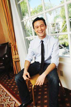 joseph gordon levitt..ugh, that smile!!!!