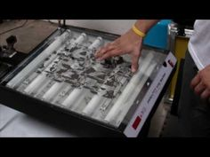 Cyanotype Demonstration - YouTube