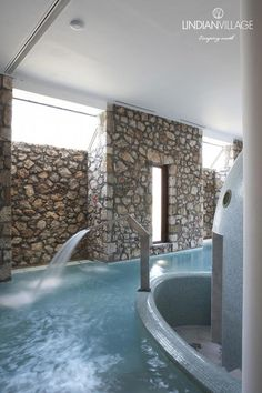 Total relaxation & rejuvenation at the Lindian Village Spa! Welcome and indulge in absolute bliss!