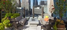 New Chicago Rooftop Patios - Alfresco Dining | Choose Chicago