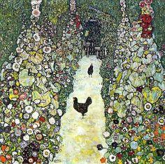 Gustav Klimt Dios mio me encanta!
