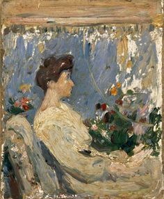 John Duncan Fergusson 1874-1961 The Artist's Sister