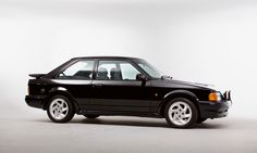 1991 FORD ESCORT RS TURBO