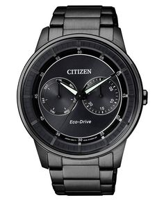 Citizen Elegant Herrenuhr mit Eco-Drive #citizen #ecodrive #watch #menswatches #watches #menswear