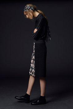 Vera Wang | Resort 2015 Collection | Style.com